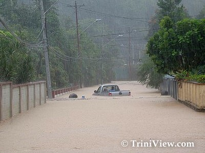 Fashion Week 2010 Trinidad on Incessant Rains During Last Week And Early This Week Caused Floods And