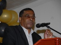 Newly announced East Basseterre Candidate Ian 'Patches
