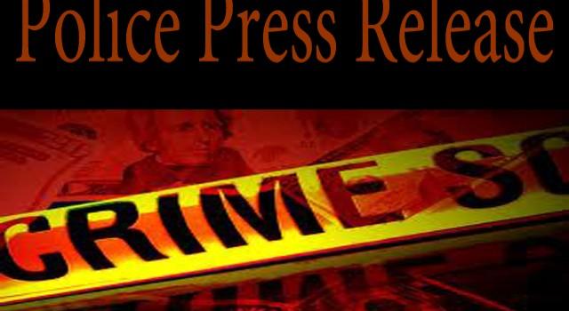 Police Press Release