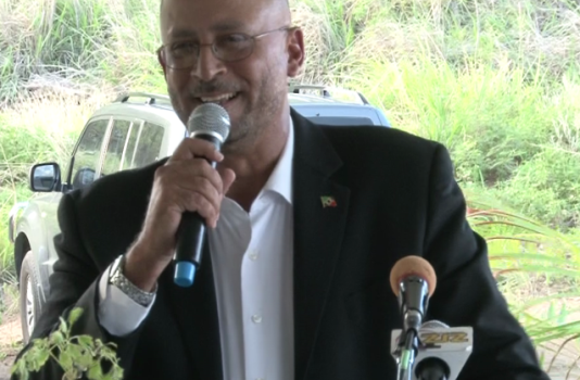 Minister Skerritt_051313
