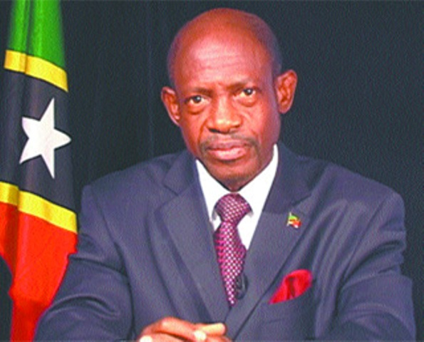 St. Kitts and Nevis' Prime Minister the Rt. Hon. Dr. Denzil L. Douglas