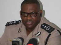 Acting Deputy Commissioner of Police Rodney Adams