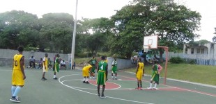 GSS V CSS Basketball-CSS in yellow