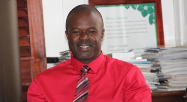 Chief Executive Officer of the Nevis Tourism Authority Mr. Greg Phillip