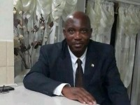 NRP-Opposition member of the Nevis Island Assembly, Hon. Carlisle Powell