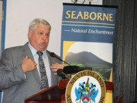 Director of Business Development with Seaborne Airlines Michael Ritzi
