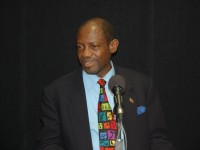 St. Kitts and Nevis Prime Minister the Rt. Hon. Dr. Denzil L. Douglas