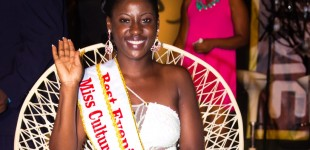 Ms Culture Queen, Jomelle Elliot
