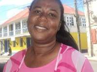 Pastor Sandra Flemming, Coordinator, Moms in Prayer International, St. Kitts and Nevis chapter.