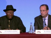 Presidents Goodluck Jonathan and Francois Hollande warned of Boko Haram's links to other terror organisations