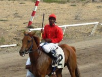 Jockey of the day-N. Persaud