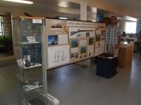 Solebay_Exhibit_&_Texas_A&M_University_Archeaologist_Cris_Cartellone