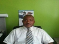 Acting Supervisor of Elections, Mr. Wingrove George (WINNFM photo) __._,_.___
