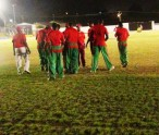 Scenes from St. Kitts versus Nevis T-20 match