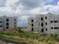 Tamarind Cove, Nevis under construction