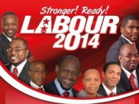 The St. Kitts-Nevis Labour Party candidates for the next general election.