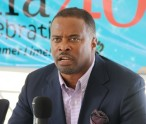Deputy Premier of Nevis and Minister of Culture Hon. Mark Brantley