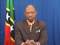 The Right Honorable Dr. Denzil L. Douglas Prime Minister, St. Kitts & Nevis