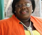 Junior Minister for Social Development on Nevis Hon. Hazel Brandy-Williams