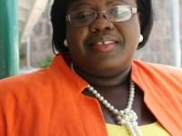 Junior Minister for Social Development on Nevis Hon. Hazel Brandy-Williams