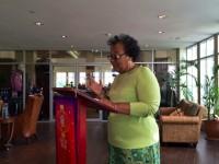 Diana Richards - Christena Disaster Survivor