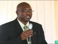 NRP Senator in the Nevis Island Assembly, Hon. Carlisle Powell