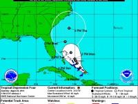 tropical storm d