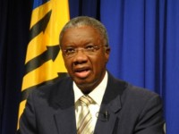 Barbados Prime Minister the Hon. Freundel Staurt