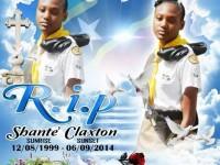 Shante Claxton