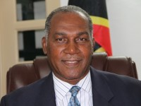 Premier of Nevis and Minister responsible for Disaster Management Hon. Vance Amory
