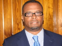 Deputy Premier and Minister of Health on Nevis Hon. Mark Brantley