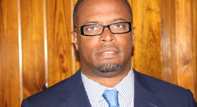 Deputy Premier and Minister of Health on Nevis Hon. Mark Brantley