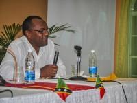 President of CFBC Dr. Kelvin Daly