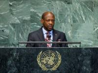 St. Kitts and Nevis Prime Minister the Rt. Hon. Dr. Denzil L. Douglas