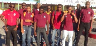 Nevis senior team off to Montserrat