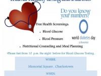 Diabetes day flyer new