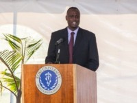 Hon. Nigel Carty, Minister of Education, Information, Agriculture, Marine Resources and Cooperatives for St. Kitts and Nevis