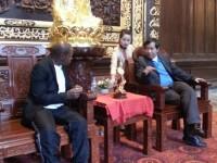 pm - vietnam - private meetings