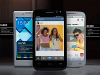 DL SMARTPHONE RANGE 1: The all-new DL 800 and DL 900 Digicel smartphones are available across the Caribbean and Central America and will see customers benefiting from improved quality and performance