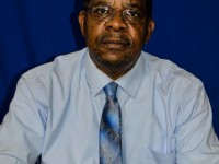 SKNIS Photo: Permanent Secretary in the Ministry of Foreign Affairs and Homeland Security, Elvis Newton -