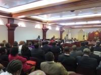 PM Douglas Presenting 2015 budget