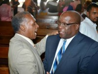 Premier VANCE Amory and Dr.Timothy Harris
