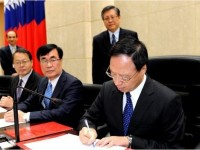 Premier Jiang Yi-huah signed the resignation order but urged the cabinet to continue working
