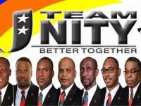 UNITY Team Banner