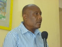 Nevis's Ministry of Tourism Acting Permanent Secretary Carl Williams