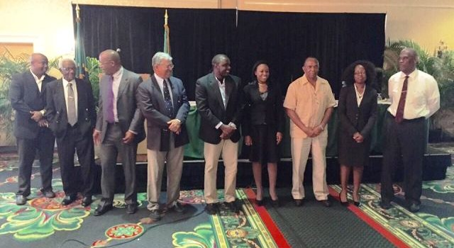 New Board of Directors of the St. Kitts-Nevis-Anguilla National Bank Company Limited