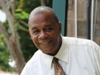 """Permanent Secretary in the Ministry of Agriculture on Nevis and host of the """"Eye on Agriculture"""" programme on Nevis Television Eric Evelyn ("""