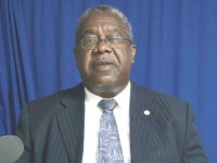 Attorney General Honourable Vincent Byron
