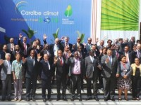 Caribbean Leaders -climate-change-summit