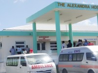 The Alexandra Hospital in Nevis will benefit from the budgetary support from the federal government.